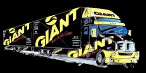 Giant Europe Truck
