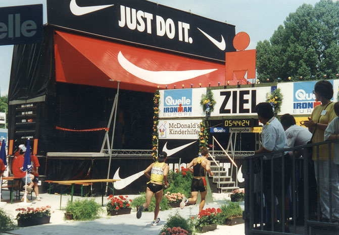 Nike Promotion Truck