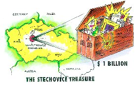 Stechovice Treasure