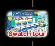 Swatch Euro Roadshow 1990